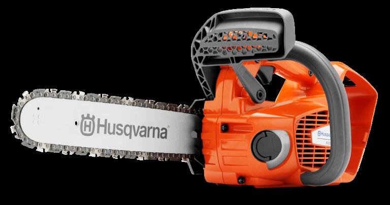 Аккумуляторная цепная пила Husqvarna T 535i XP Для работы на вышке